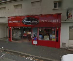 Boulangerie patisserie champclairot