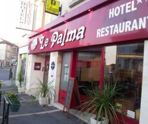 Restaurant hôtel le palma