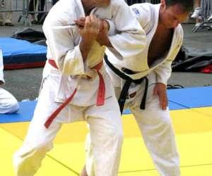 Self-défense jujitsu traditionnel au jsr
