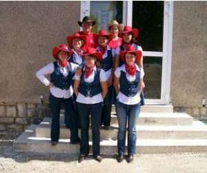 Country dance club charente