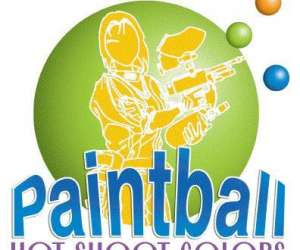Paintball  hot  shoot  colors