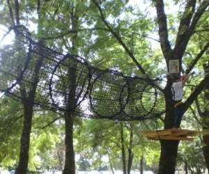 Accro  parc de fregeneuil    -  parc aventures