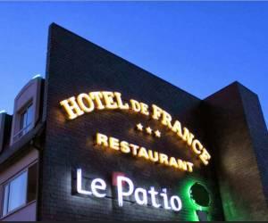 Hotel de france - restaurant le patio