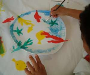 Atelier creation verre porcelaine