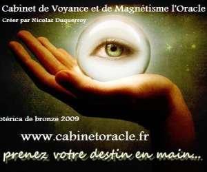 Cabinet de voyance et de magnetisme l oracle