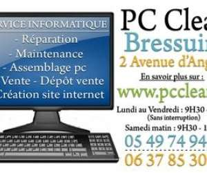 photo Pc Clean Bressuire