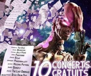 13e festival de rock progressif crescendo