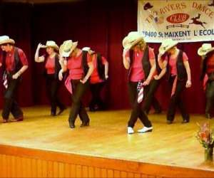 Two rivers dance - danse country & line dance