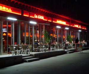 Casa pizza grill angouleme
