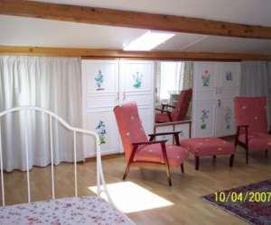 La  maison du  puits-  chambres d