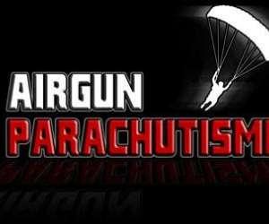 Airgun parachutisme