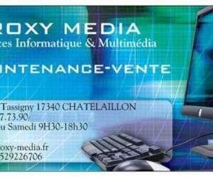 Proxy-media
