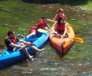 Ack -  kayak bivouac en canoë -  stand up paddle