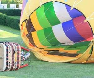 Baptêmes en montgolfière