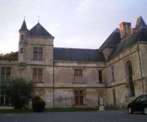 Château renaissance du xvième siècle