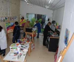 Cours peinture, aquarelle, art plastique