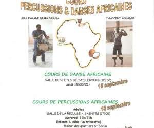 Association mbondo maorgue - cours de danse africaine