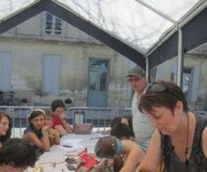 Claudine salesse - artiste peintre - cours  et  stages
