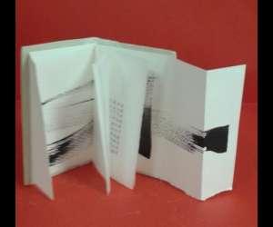 Livre et sculture  -  atelier-galerie