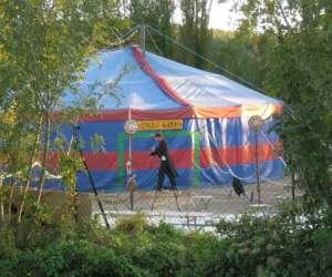 Le cirque du gamin