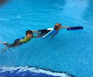 Ecole de natation d'ete de ronces l...