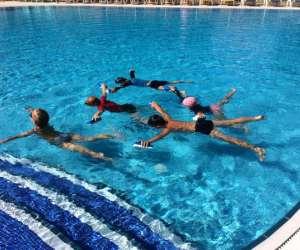 Stages de natation d été marennes/la tremblade