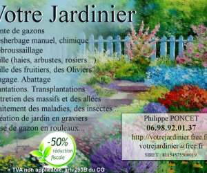 Votre jardinier