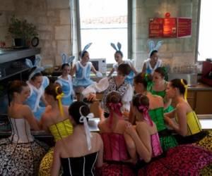 Ballets studio