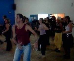 Rock in galaxy dance
