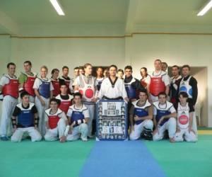 Sojjok kwan taekwondo