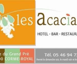 Hôtel restaurant les acacias