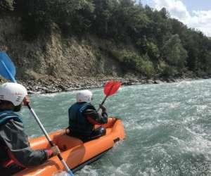 Rafting la guilde de l'eau vive can...