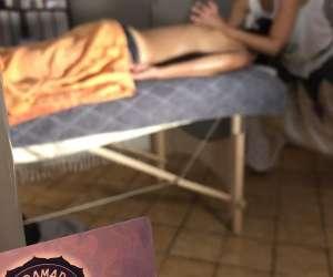 Massage soins energetique soins ramadasa