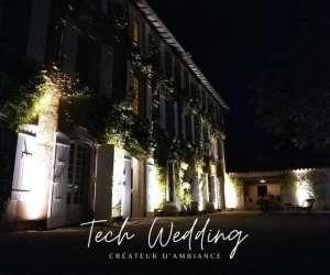 Tech wedding