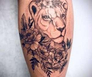 Meli berley tattoo