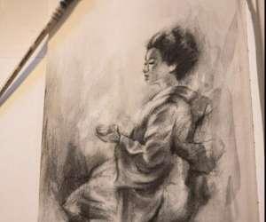 Atelier dessin peinture