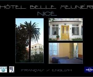 Hotel  belle meuniere *