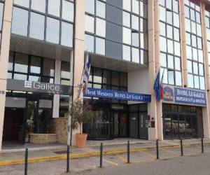 Best western hotel le galice franchisé ind.