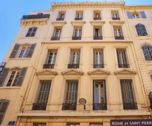 Hôtel rome et saint pierre