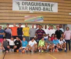 Draguignan var handball