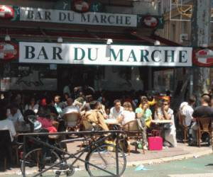 Bar du march�-palais de la bie
