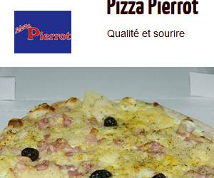 Pizza pierrot