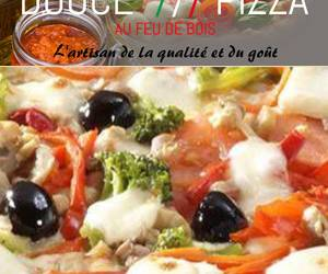 Douce pizza