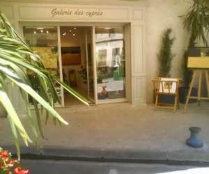 Galerie des cyprès