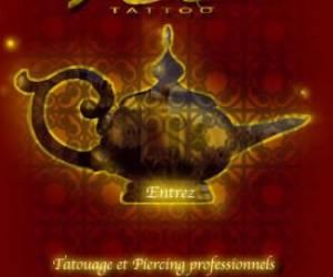 Aladin tattoo