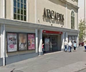 Cinéma arcades