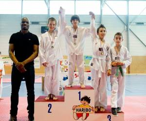 Taekwondo provence sport