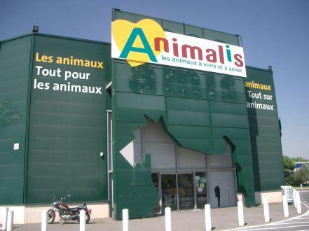 Animalis aubagne 13400 t l phone horaires et avis for Animalerie aubagne