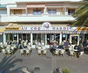 Bar restaurant au coq hardi