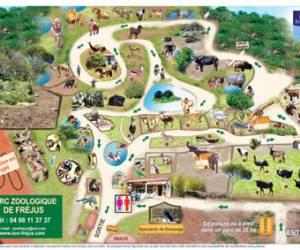 Parc zoologique de fr�jus